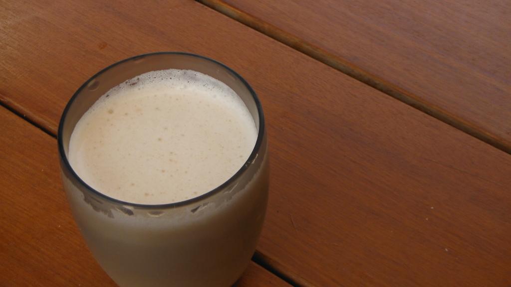 Le Milkshake des Canaries
