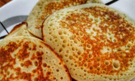 Les Pancakes du petit dèj !
