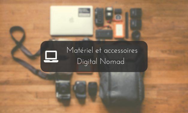 Quel matériel acheter pour devenir digital nomad ?